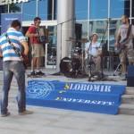 Slobomir P Univerzitet - Svjetski dan muzike 2013 5