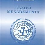 Osnovi menadžmenta - prof. dr Jovan Todorović i prof. dr Dragan Đuranović