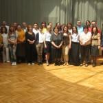 Predstavnici Slobomir P Univerziteta na drugom forumu visokoškolskih muzičkih institucija u Novom Sadu