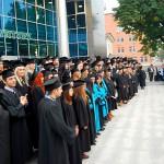 Dodjeljene diplome VII generaciji studenata Slobomir P Univerziteta