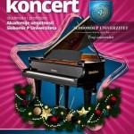 Novogodišnji koncert Slobomir P Univerziteta