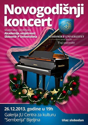 Novogodisnji koncert