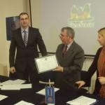 Slobomir P Univerzitet - Grcki ambasador