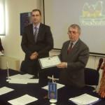 Slobomir P Univerzitet - Grcki ambasador1