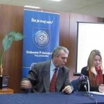 Slobomir P Univerzitet - Grcki ambasador7