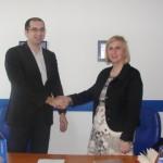 """SPU potpisao sporazum o saradnji sa Školom stranih jezika """"Cerovac"""""""