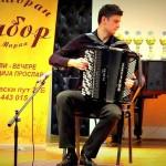 Student SPU osvojio prvo mesto na Internacionalnom festivalu harmonike