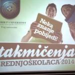 Takmicenja srednjoskolaca 2014 - Slobomir P Univerzitet - Slobomir26