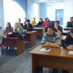 Učenici Tehničke škole iz Bijeljine posjetili Slobomir P Univerzitet
