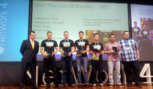 MS NetWork 4 - ImagineCup Winners BiH 2014 - Slobomir P Univerzitet
