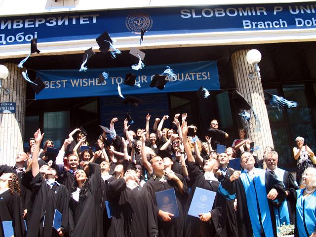 Studenti - Slobomir P Univerzitet