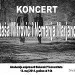 Koncert predstavnika Fakulteta muzičke umetnosti