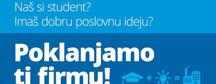 Slobomir P Univerztiet - poklanjamo ti firmu