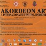 Studenti Slobomir P Univerziteta pobednici na festivalu AKORDEON ART 2014