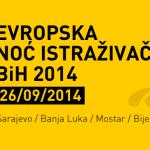 Noć istraživača 2014 u Bijeljini