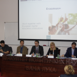 Predstavnici SPU na Erasmus+ info danu u Banja Luci