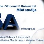 Prezentacija programa MBA studija