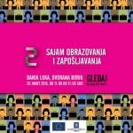 Slobomir P Univerzitet učesnik Sajma obrazovanja i zapošljavanja u Banja Luci