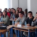 Takmičenja srednjoškolaca 2015 na Slobomir P Univerzitetu