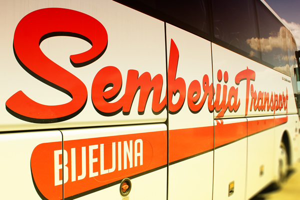 semberija transport