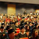 Dodjela diploma IX generaciji diplomanata Slobomir P Univerziteta