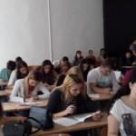 Studentska praksa u februaru