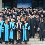 Održana Dodjela diploma IX generaciji diplomaca Slobomir P Univerziteta
