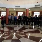 Studenti SPU na prijemu kod Predsjednika Republike