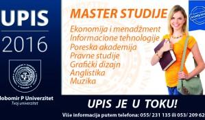 spu master univerzite