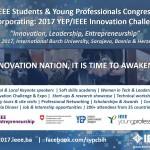 Prijavite se na IEEE Kongres za studente i mlade profesionalce BiH 2017!