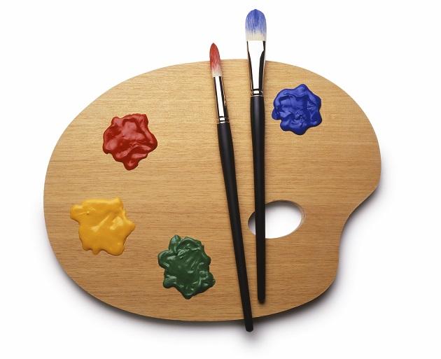 skola crtanja i slikanja slika