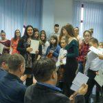 Učesnicima ''I Slobomir zimske škole muzike'' obratio se i rektor Slobomir P Univerziteta