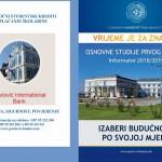 Informator za osnovne studije Slobomir P Univerziteta – za akademsku 2018/2019. godinu