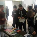 U posjeti srednjoškolskom centru u Brodu i na Sajmu obrazovanja u Tešnju