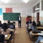 U posjeti školama u Sremskoj Mitrovici i Loznici
