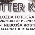 Izložba fotografija Banjalučanina Nebojše Kostreševića