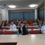 """Održano takmičenje """"Najbolji bankar 2018"""" na Slobomir P Univerzitetu u Doboju"""