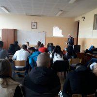 Održano predavanje profesora Slobomir P Univerziteta u Srednjoj stručnoj školi Janja