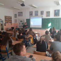 Stručna predavanja u Ekonomskoj srednjoj školi u Doboju