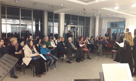 Održan Novogodšnji koncert profesora i studenata Akademije umjetnosti