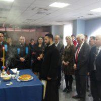 Predstavnici Slobomir P Univerziteta obilježili školsku slavu Svetog Savu