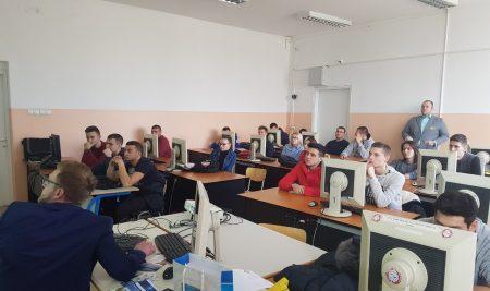 Održana promocija SPU u JU Saobraćajnoj i elektro školi  u Doboju