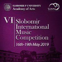 VI internacionalno  pijanističko  takmičenje – SIMC na Slobomir P Univerzitetu