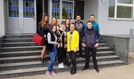 Posjeta Osnovnom sudu u Doboju