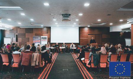 "Predstavnici SPU prisustvovali konferenciji ""Studentskom praksom brže do posla"""