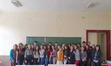 Edukativne radionice u Medicinskoj školi u Doboju