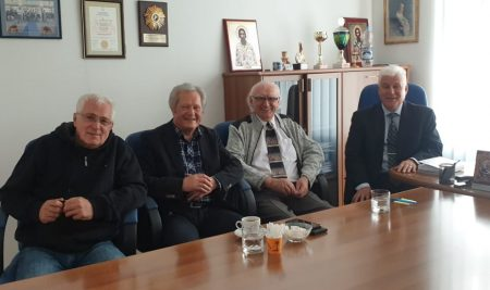 SPU posjetio Nedžad Salković i Enes Huseinagić