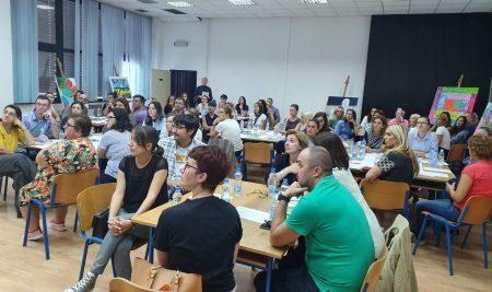 Održan stručni seminar iz engleskog jezika u organizaciji Filološkog fakulteta SPU