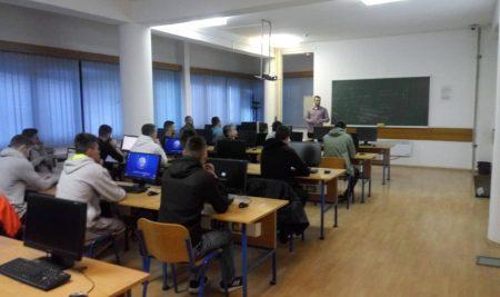 Učenici Tehničke škole iz Doboja u posjeti Slobomir P Univerzitetu