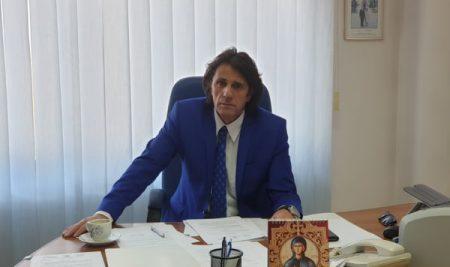 Obraćanje v.d. rektora i prorektora za nastavu SPU brucošima